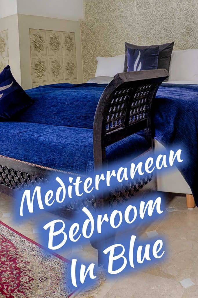 Mediterranean Bedroom In Blue 12 Decor Ideas That Will Inspire You Home Decor Bliss
