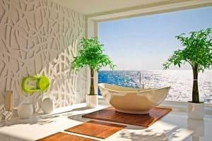 Beach-Themed Bathroom Decor Ideas