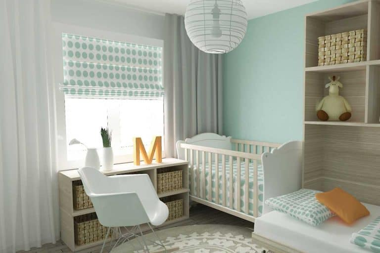 How to Choose Curtains for the Nursery Room?