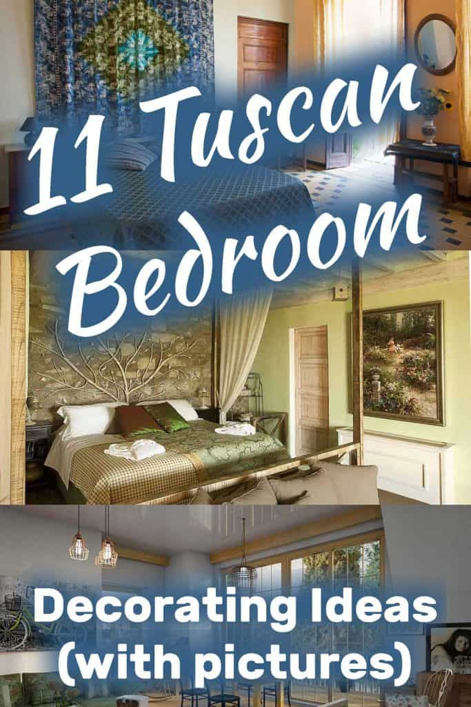 11 Tuscan Bedroom Decorating Ideas (With Pictures) - Home ...