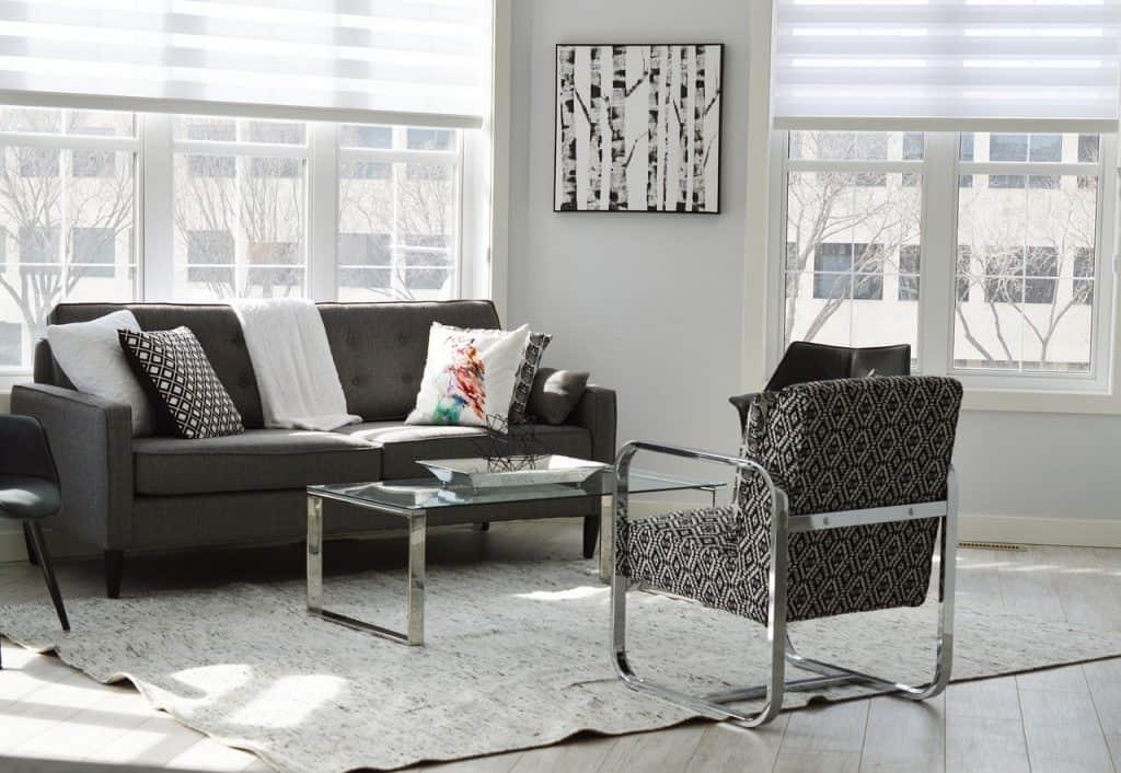 Should You Choose Light or Dark Living Room Furniture? (Inc ...