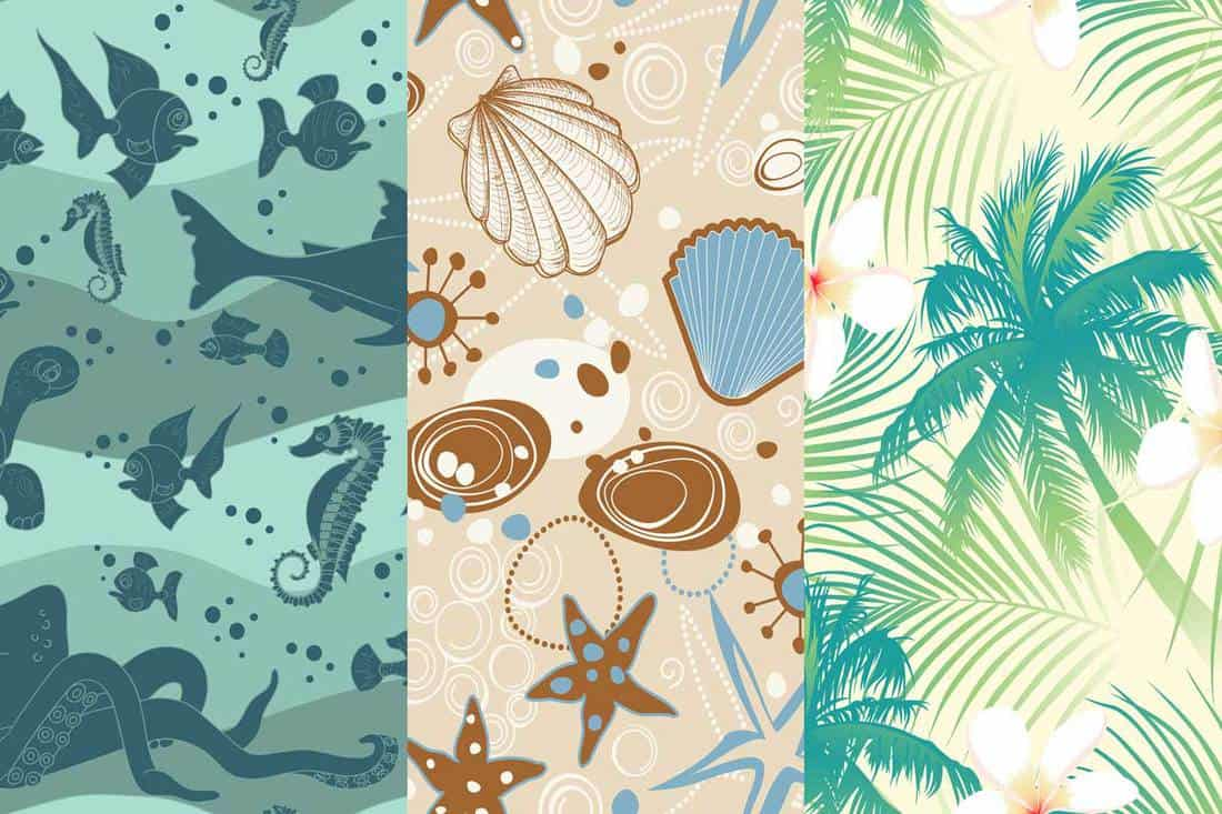 19 Beach Themed Tiles That Will Look Awesome In Your