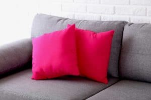 Hot Pink Throw Pillows Decor (Design Tips with 17 Examples!)