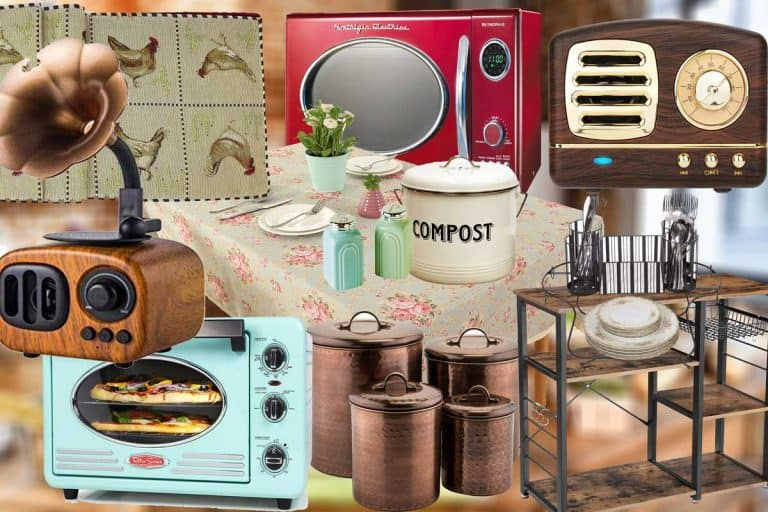 12  Vintage Inspired Kitchen Designs