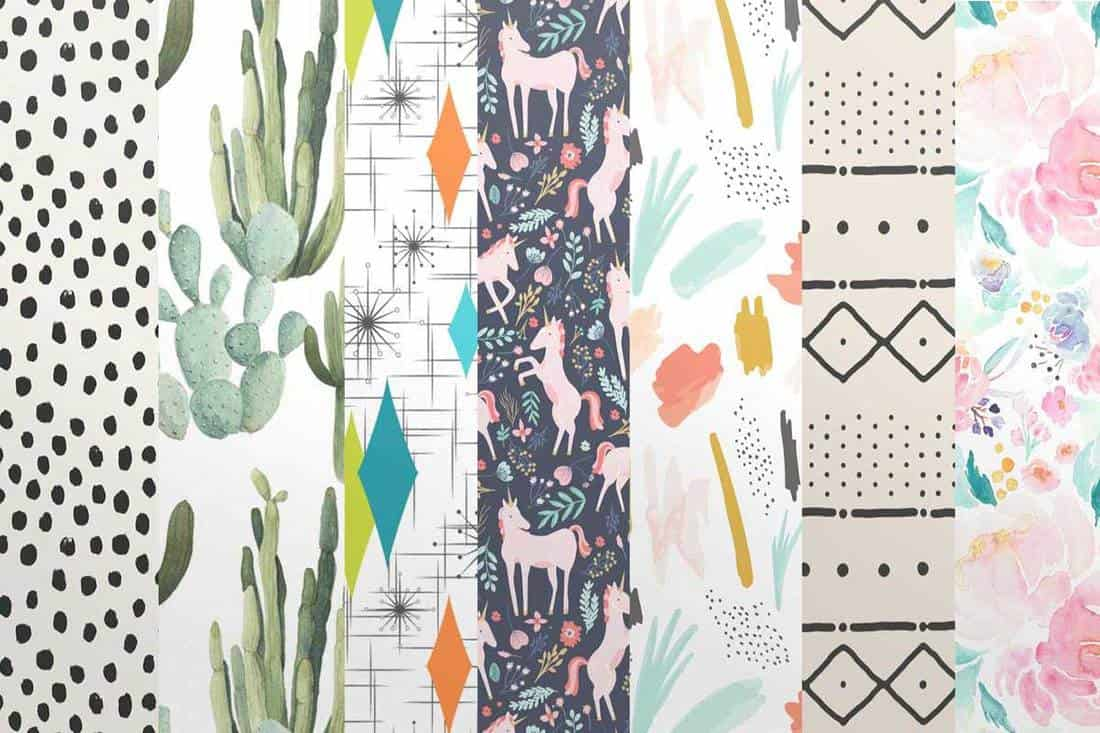 Here Are 13 Removable Wallpapers That You Will Love