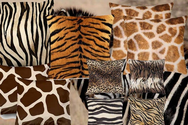 14 Animal-Print Pillows That Will Bring Your Couch To Life