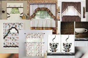 Read more about the article 8 Coffee-Themed Curtains That Will Perk Up Your Kitchen