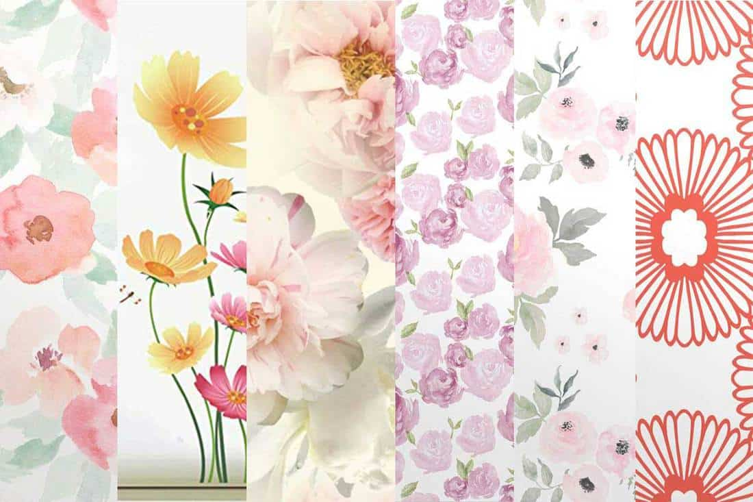 13 Beautiful Floral Wallpapers You Will Love