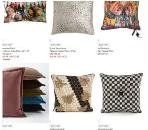 Neiman Marcus website product page
