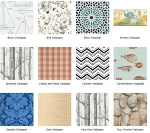 Decorators Best website product page for wallpapers