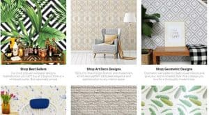 Walls Need Love website product page for wallpapers