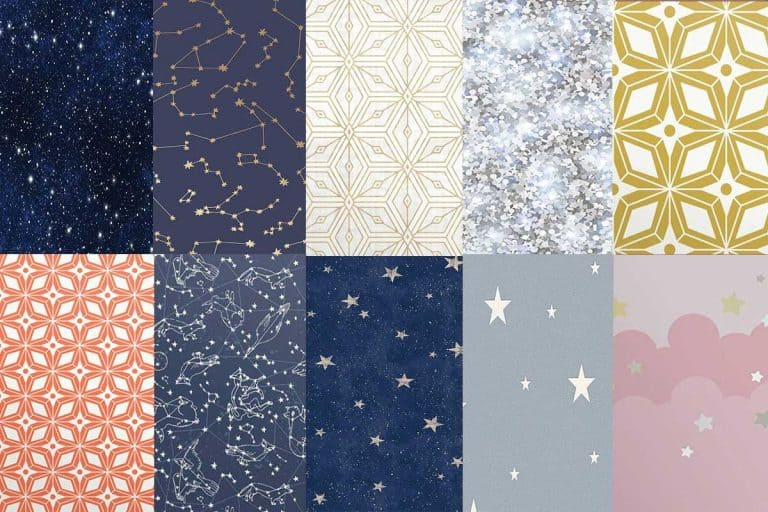 11 Gorgeous Star-Themed Wallpapers That Your Kids Will Love