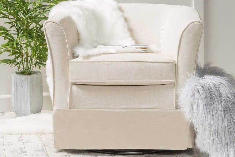 11 Oversized Round Swivel Chairs That Will Look Great in Your Living Room