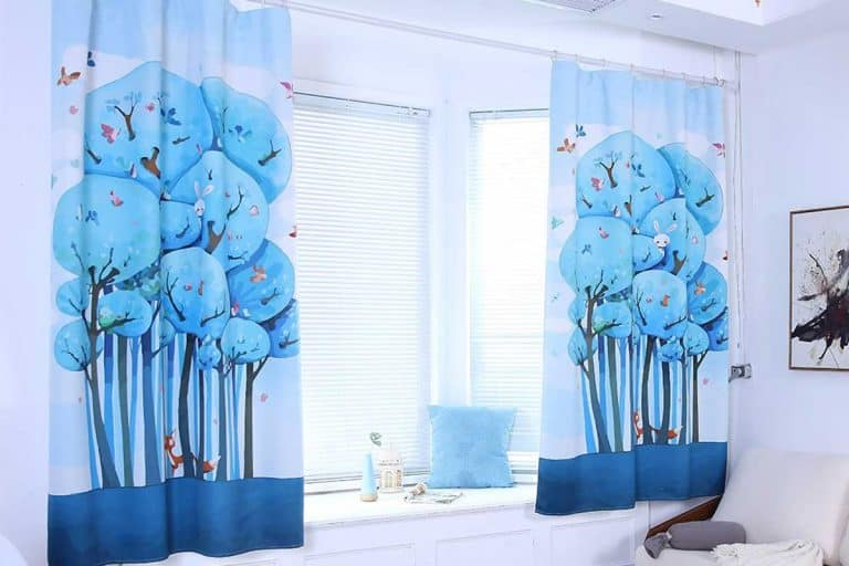 15 Blue Curtains Ideas For The Nursery