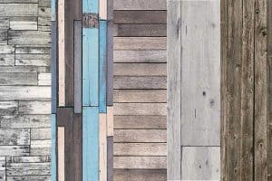 15 Rustic Barn Wood Wallpaper Patterns That Can Turn Around Any Room