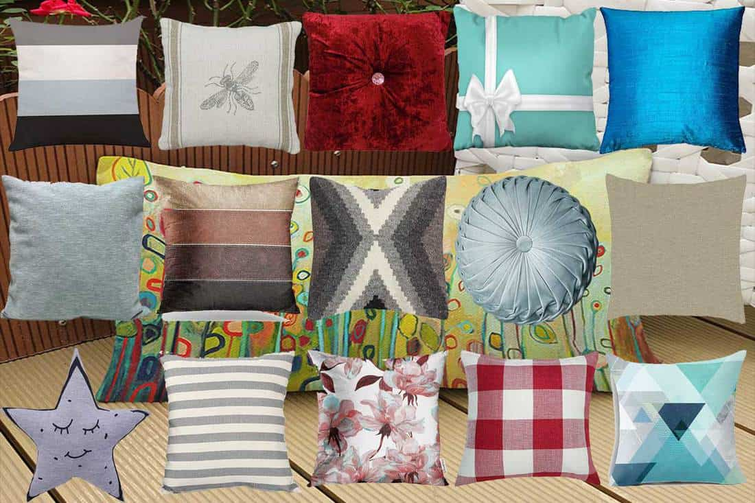 27 Types Of Throw Pillows You Need To Know About