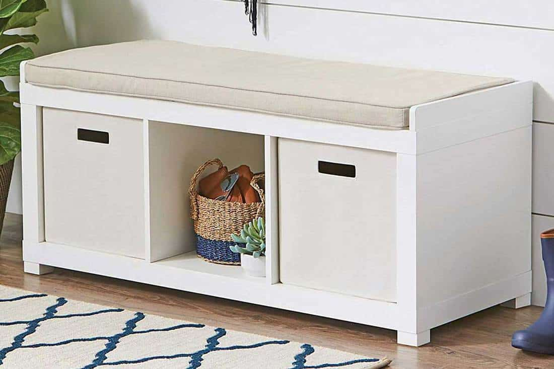 14 Eclectic Storage Benches You Are Going To Love