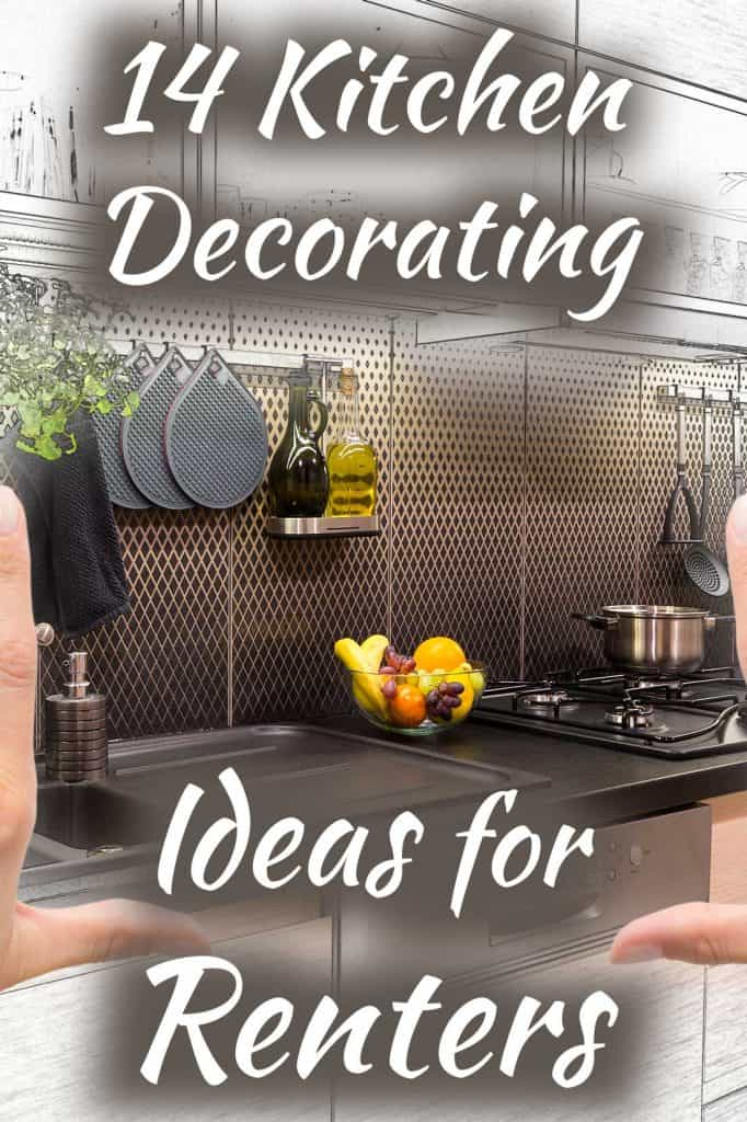 14 Kitchen Decorating Ideas For Renters