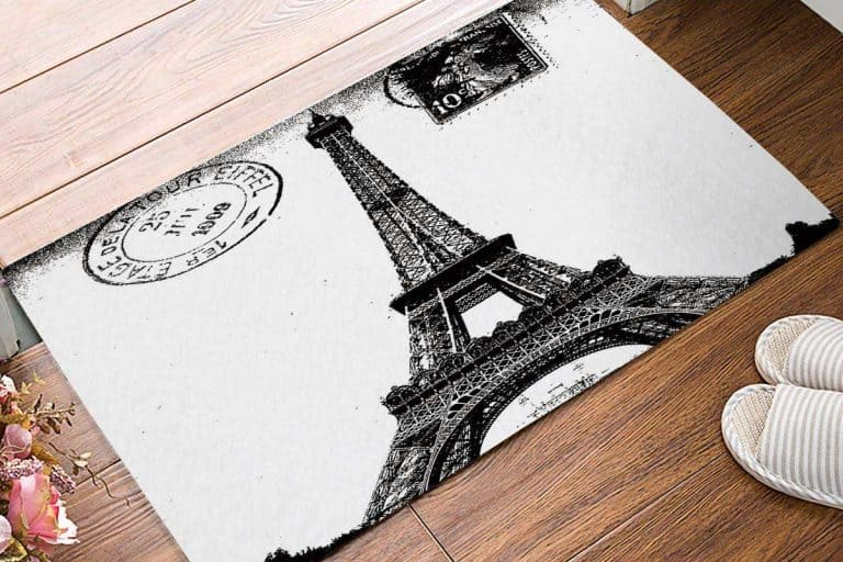 16 Paris-Themed Bathroom Rugs – Ooh La La !