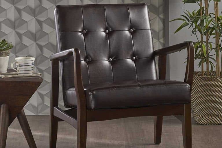 21 Stunning Leather Accent Chairs You Need To See Right Now