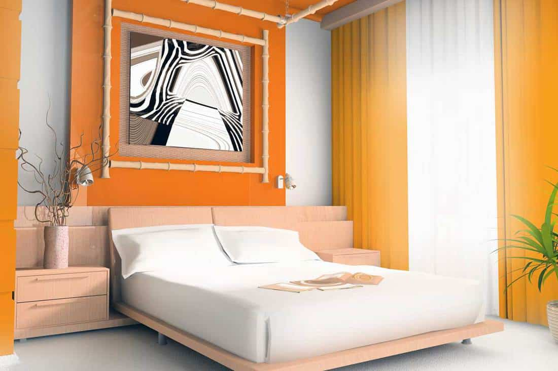3+ Awesome Orange Bedroom Ideas That Will Inspire You - Home