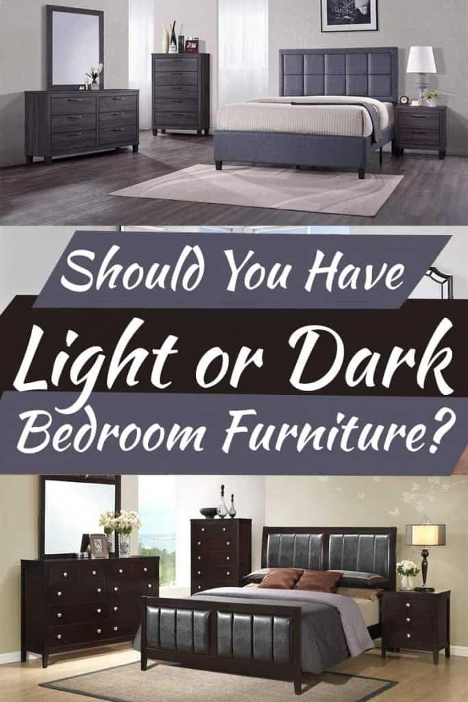 Should You Have Light or Dark Bedroom Furniture?