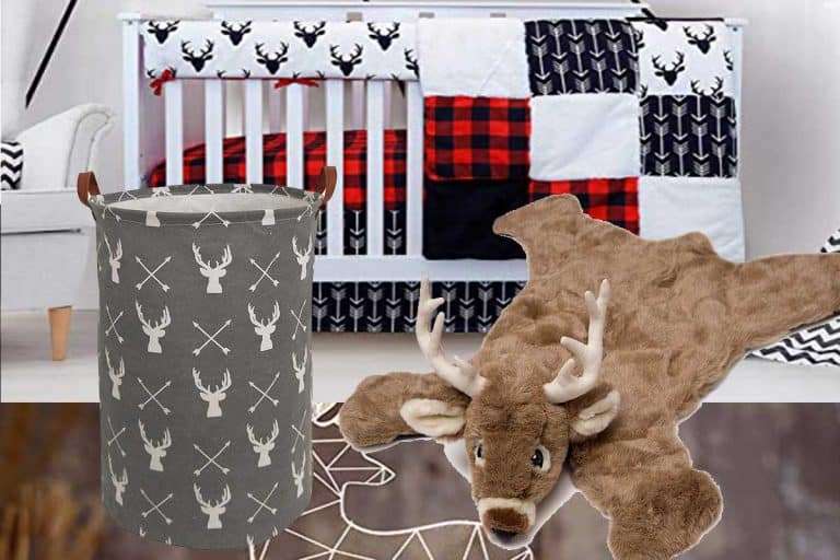 21 Deer-themed Nursery Decor Items That You Should See