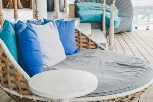 25 Beach-Themed Throw Pillows That Will Get the Seashore into Your Home