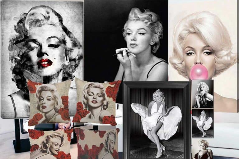 10 Marilyn Monroe Bedrooms [INSPIRATION, Ideas, Pictures And More]
