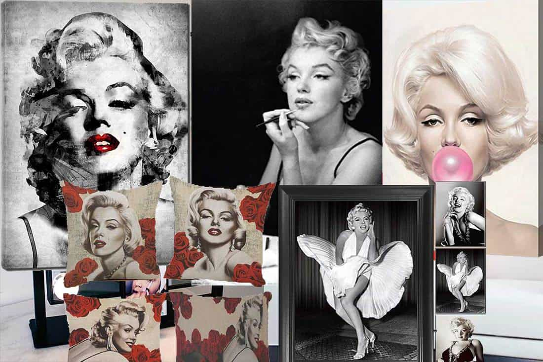 10 Marilyn Monroe Bedrooms Inspiration Ideas Pictures And More
