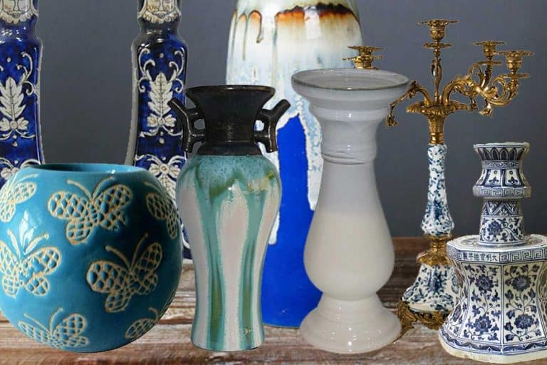 12 Blue And White Ceramic Candle Holders You Should Check Out