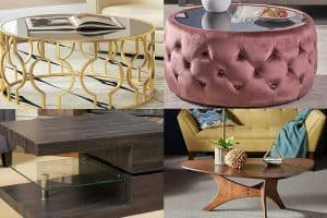 15 70's Style Coffee Tables That Will Give Your Living Room a Retro Touch
