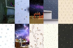 20 Star-Themed Wallpapers That Your Kids Will Love