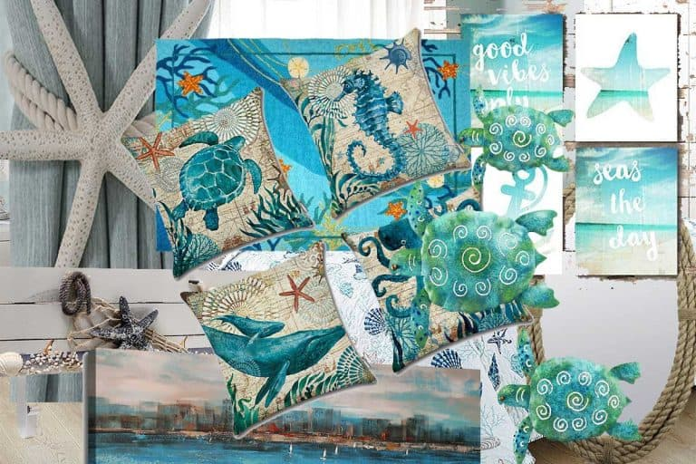 21 Beach-Themed Bedroom Decor Items That You're Going to Love