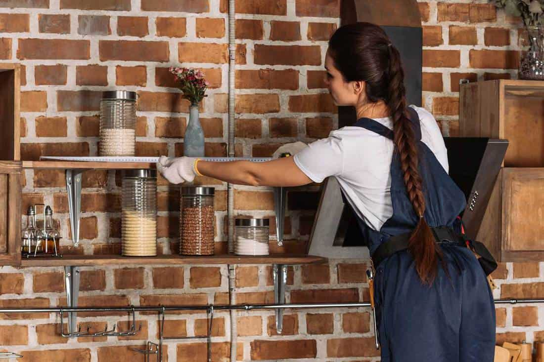 How To Decorate Kitchen Shelves 4 Foolproof Easy Techniques Home Decor Bliss