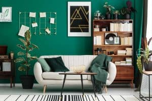 123 Teal Living Room Ideas [INSPIRATION Photo Post]