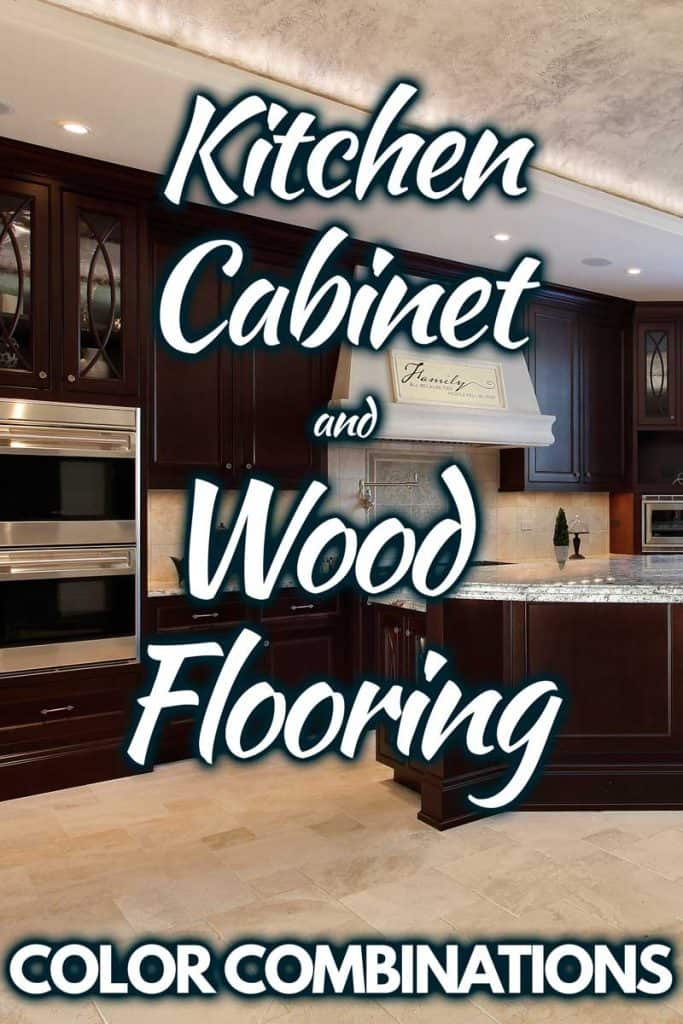 Gorgeous Kitchen Cabinet And Wood Floor