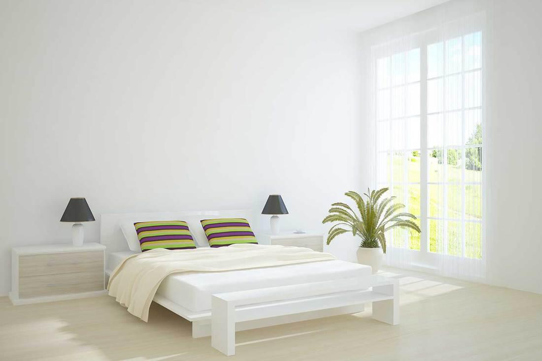 Cozy modern interior