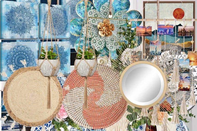20 Boho Wall Decor Ideas That Can Enhance Any Room Design