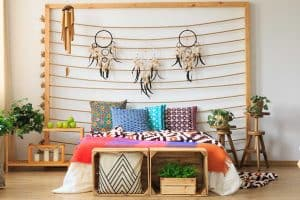 51 Bohemian Bedroom Ideas (Picture List)