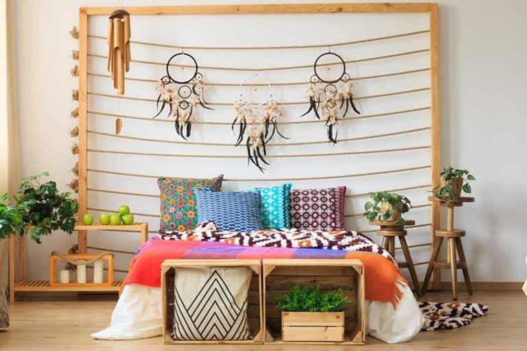 51 Bohemian Bedroom Ideas