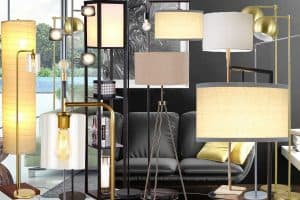 24 Minimalist Floor Lamps You Should Check Out