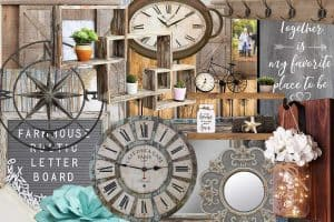 20 Rustic Wall Decor Ideas for the Living Room
