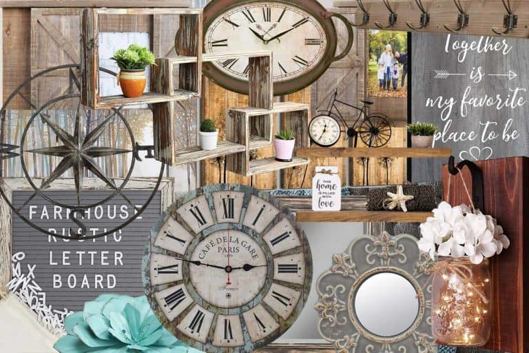 Rustic Wall Decor Ideas for the Living Room