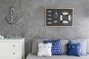43 Nautical Bedroom Ideas That Will Bring Out The Sailor In You