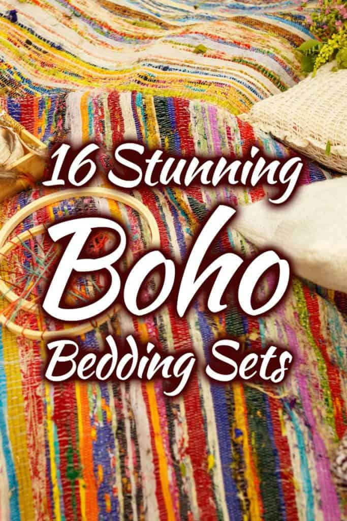 16 Stunning Boho Bedding Sets You Should See Right Now Home Decor Bliss