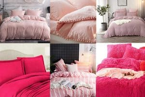 25 Gorgeous Pink Duvet Covers That Add a Feminine Touch to the Bedroom