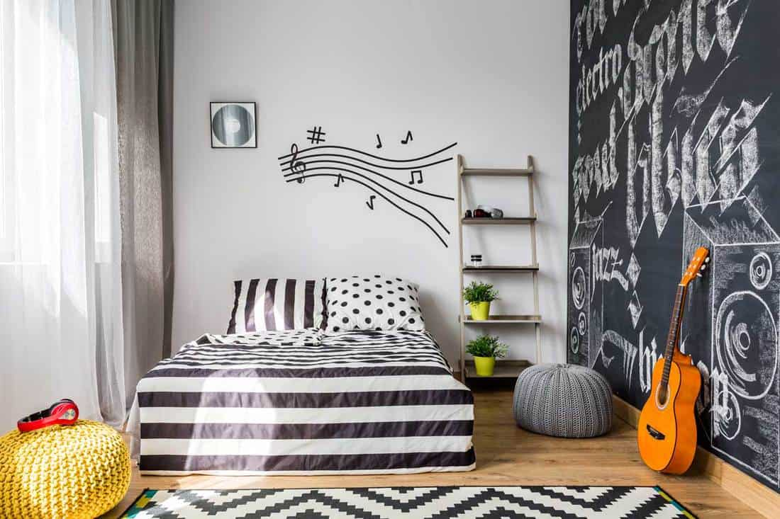 15 Music Themed Bedrooms And How To Recreate The Look Home Decor Bliss