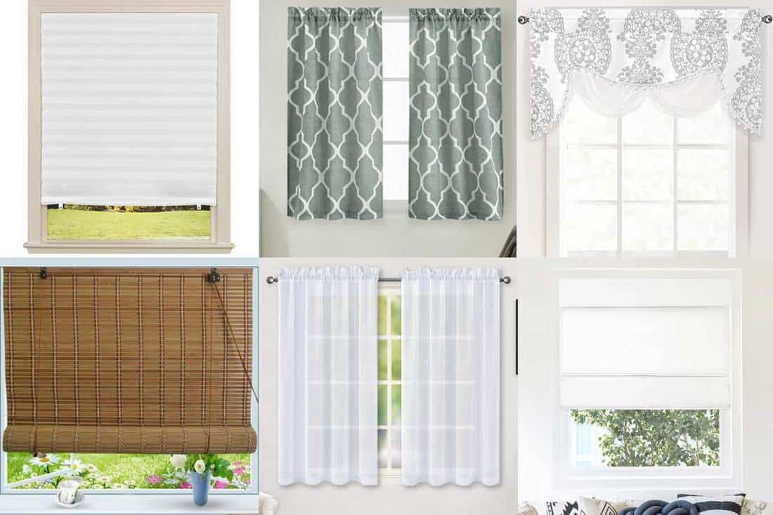 10 Types Of Kitchen Curtains You Should Know Home Decor Bliss,Home Office Furniture Designs