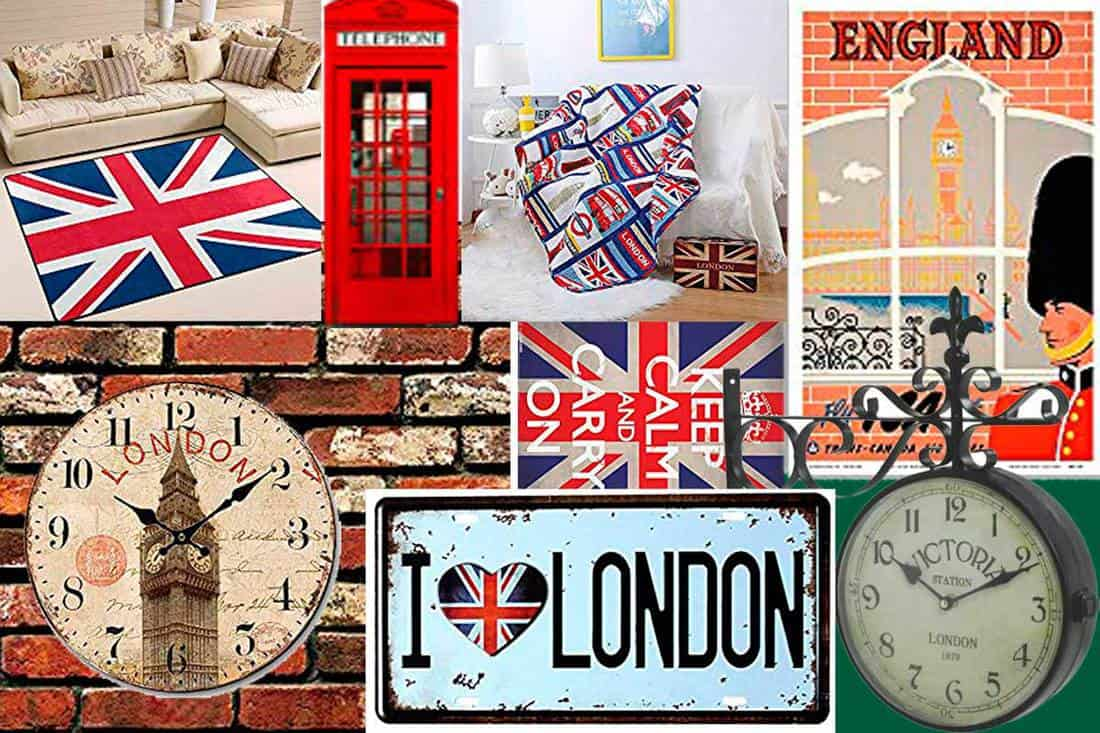 11 brilliant ideas for a london themed bedroom - home decor bliss